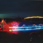Desert Site Works #2, Trego Springs, Black Rock Nevada Summer 1994