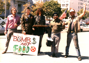 Bombs Not Food