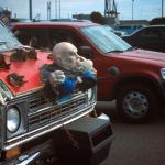 Art Car Festival – (Reno lodge) Cacophony Van - Photo by Harrod Blank