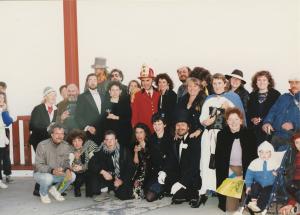 Annual Golden Gate Bridge Dinner circa 1988 – group shot