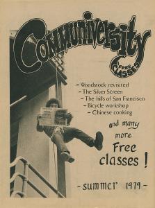 Communiversity Summer 79